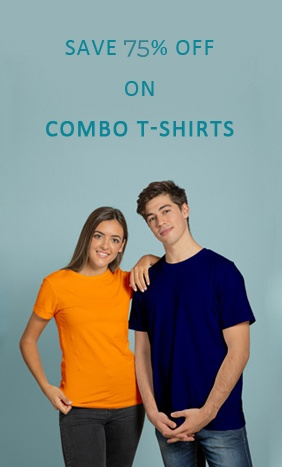 Hot Deals – T-Shirt Combo Of 2